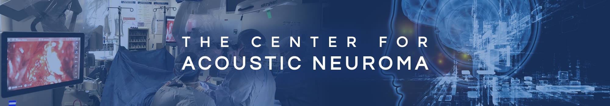 The Center for Acoustic Neuroma Dallas, Texas